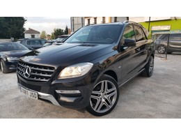 Mercedes Benz Clase M ML 250BlueTec 4M 7G Plus