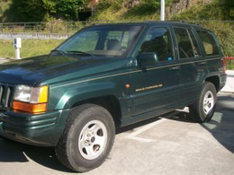 JEEP Grand Cherokee 2.5 TD Limited
