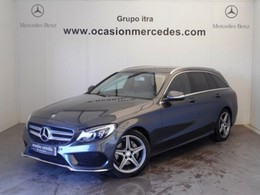 Mercedes Benz Clase C Estate 220CDI BE Avantgarde Eco Edition