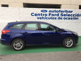 FORD Focus Sb. 1.0 EcoB. Auto-S&S Trend+ PS 125