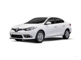 RENAULT Fluence 1.5dCi Expression 110