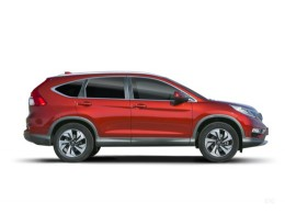 HONDA CR-V 1.6i-DTEC Lifestyle 4x4 9AT 160
