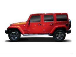 Jeep Wrangler Unlimited 2.8CRD Night Eagle Aut.