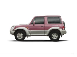 Galloper Exceed Largo 2.5 Tdi LX