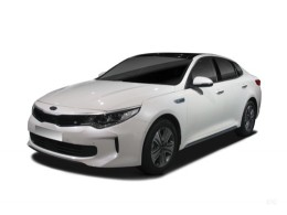 Kia Optima 1.7CRDI Eco-Dynamics Emotion DCT