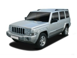 Jeep Commander 3.0CRD Limited Aut.