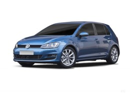Volkswagen Golf 1.6TDI CR BMT Business Navi DSG 110