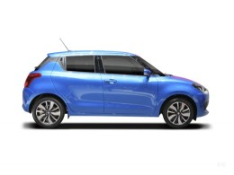 SUZUKI Swift 1.2 GLX SHVS
