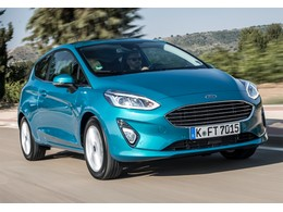 Ford Fiesta 1.0 EcoBoost S/S ST Line 125