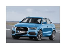 AUDI Q3 2.0TDI Attraction quattro 150