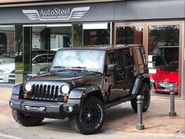 JEEP Wrangler Unlimited 2.8CRD Sahara Aut.