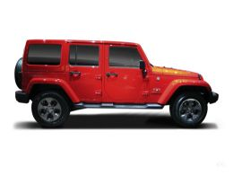 JEEP Wrangler Unlimited 2.8CRD JK Edition Aut.