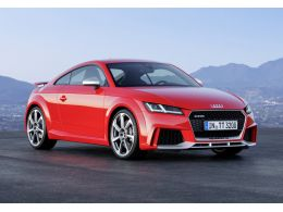 AUDI TT Coupé 1.8 TFSI Black line edition