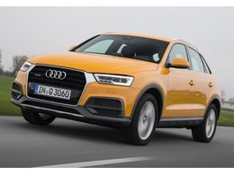 AUDI Q3 2.0TDI Black line competition 120
