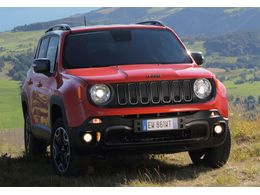 Jeep Renegade 2.0 Mjet Limited 4x4 103kW Active Drive