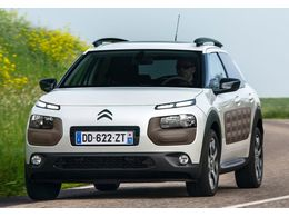 CITROEN C4 Cactus 1.6 BlueHDi S&S Feel Edition100