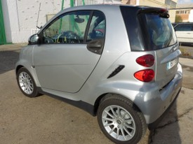 SMART Fortwo Coupé 52 mhd Passion