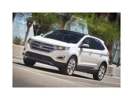 FORD Edge 2.0TDCi Titanium 4x4 PowerShift 210