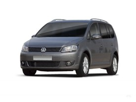 Volkswagen Touran 1.6TDI Advance DSG 105