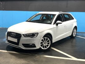 AUDI A3 Sportback 1.4 TFSI Attraction S-T 125