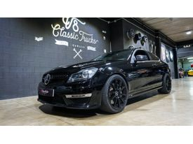 MERCEDES-BENZ Clase C 63 AMG 7G Plus