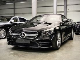 MERCEDES-BENZ Clase S Cabrio 560 9G-Tronic
