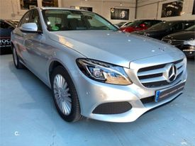 MERCEDES-BENZ Clase C 220BlueTec 7G Plus (4.75)