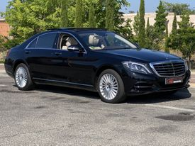 MERCEDES-BENZ Clase S 500 Largo 9G-Tronic