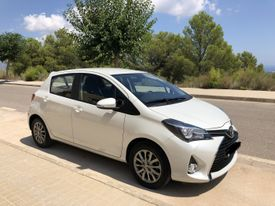 TOYOTA Yaris 1.3 Feel! MultiDrive