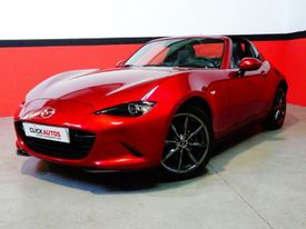 MAZDA MX-5 RF 2.0 Luxury