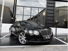 BENTLEY Continental W12 GT Speed