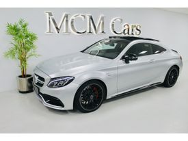 MERCEDES-BENZ Clase C Coupé 63 AMG S 7G Plus