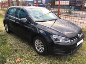 VOLKSWAGEN Golf 1.6TDI CR BMT Edition DSG 110