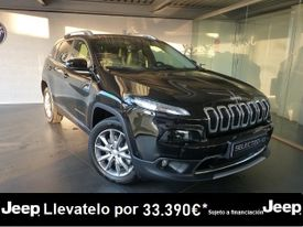 JEEP Cherokee 2.2D Limited 4x4 ADII Aut. 147kW