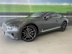 BENTLEY Continental W12 GT Speed 635