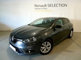 RENAULT Mégane 1.3 TCe GPF Limited + EDC 103kW