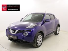 NISSAN Juke 1.6 112 N-CONNECTA 4X2