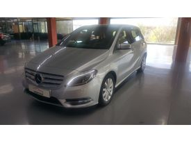 MERCEDES-BENZ Clase B 220 BE 4M 7G-DCT