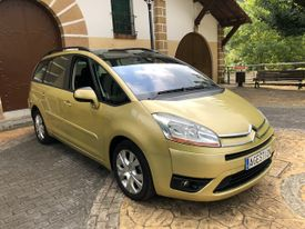 CITROEN C4 Grand Picasso 1.6HDI LX Plus