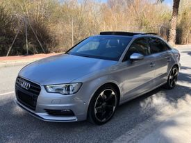 AUDI A3 Sedán 2.0TDI CD Attraction S-Tronic 150