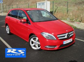 MERCEDES-BENZ Clase B 180CDI BE (4.75)