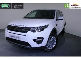 LAND-ROVER Discovery Sport  SD4 4WD SE AT
