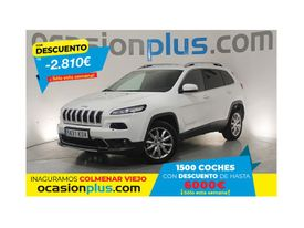 JEEP Cherokee  2.0 CRD 103kW (140CV) Limited 4x2
