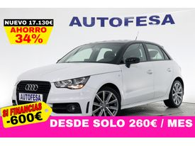 AUDI A1  Sportback 1.2 TFSI 86cv S-Line Attraction 5p S/S # BLUETOOTH