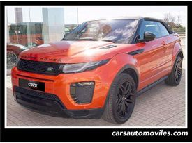 LAND-ROVER Range Rover Evoque Convertible 2.0TD4 HSE Dynamic 4WD 180 Aut.