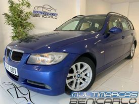 BMW Serie 3 318  E91 Touring Diesel Touring