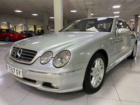 MERCEDES-BENZ Clase CL 500 *RESTORED*NAVI*XENON*PERFECT*