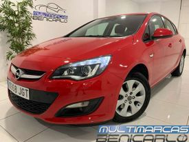 OPEL Astra  1.6CDTi S/S Business 110 desde 175 euros/mes