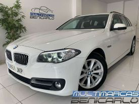BMW Serie 5 520  F11 Touring Diesel desde 310 euros/mes