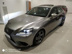 LEXUS IS 300h Hybrid Plus Safety (Ébano Gris)